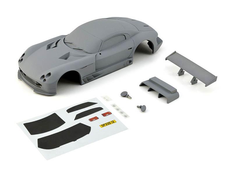 PCS TR Speed 12 Turbo - Body Kit