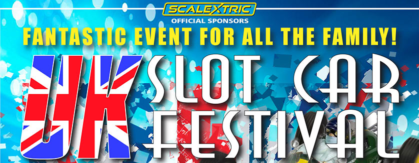 Uk Slot Car Festival 2020