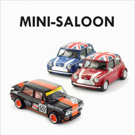 BRM Mini-Saloon Cars