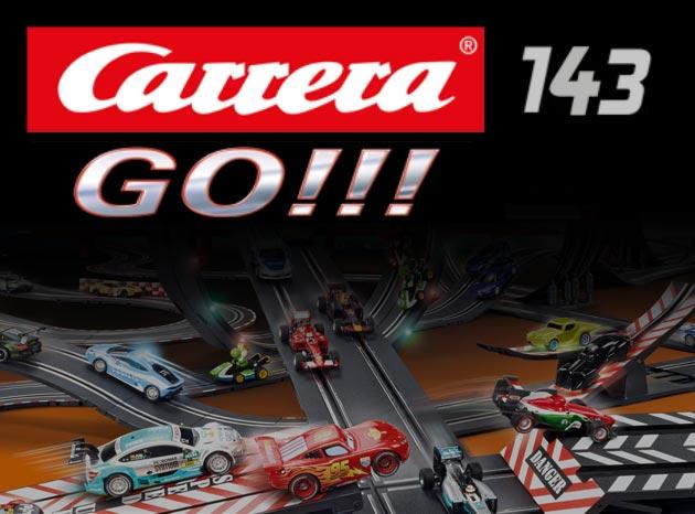 Carrera Cars 1:43