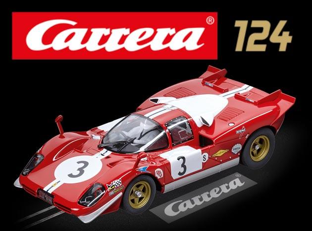 Carrera Cars 1:24