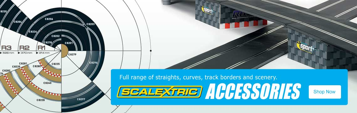 Shop Scalextric Accessories