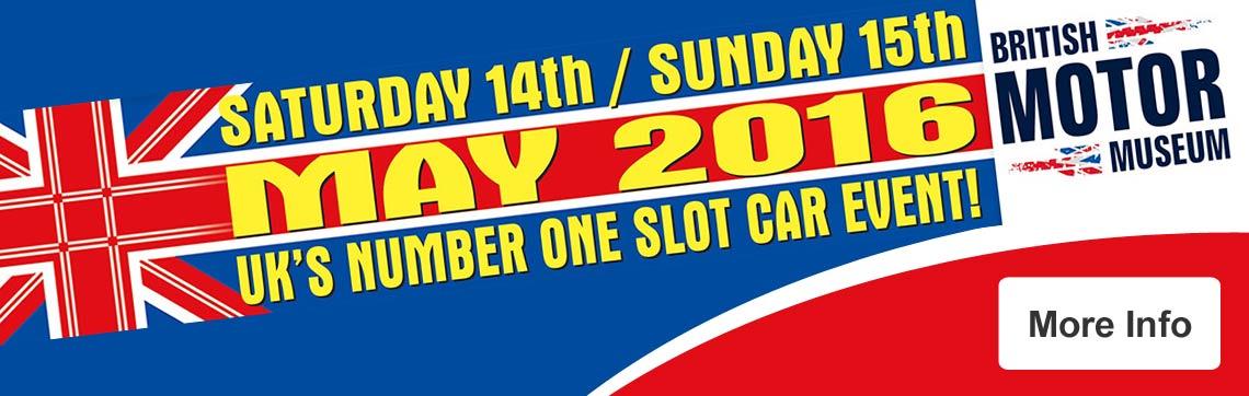 UK Slot Car Festival 2016