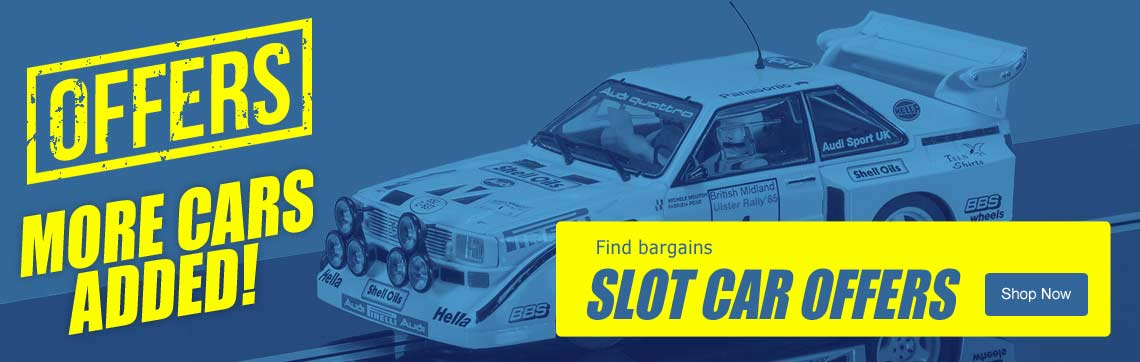 Slot Car Special Offers