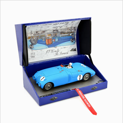 Le Mans Miniatures Cars