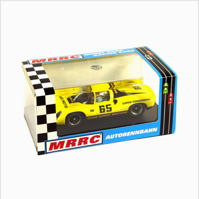 MRRC Cars