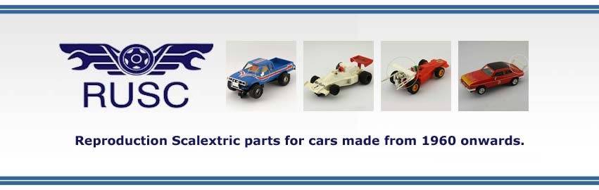 RUSC Scalextric Parts