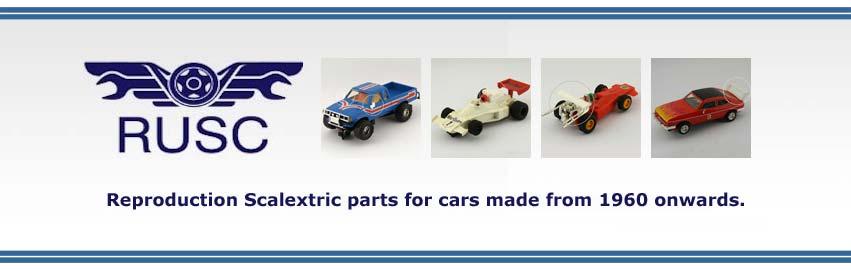 RUSC Scalextric Parts