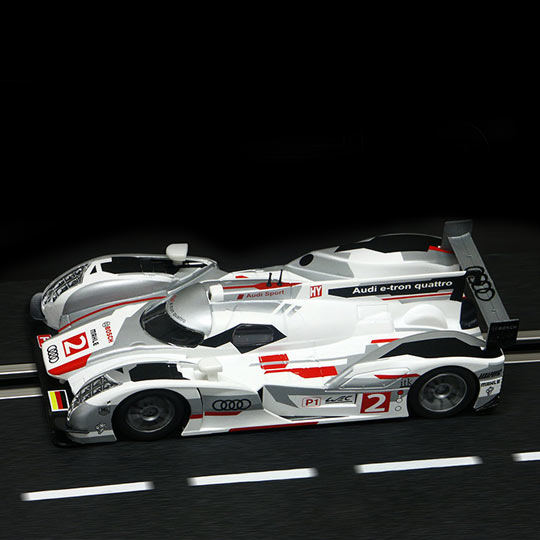 NSR Audi R18 Parts