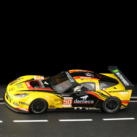 NSR Corvette-C6R Parts