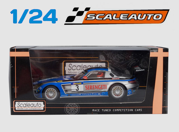 Scaleauto 1:24 Cars