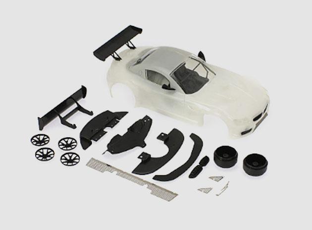 Scaleauto 1:32 Body & Parts