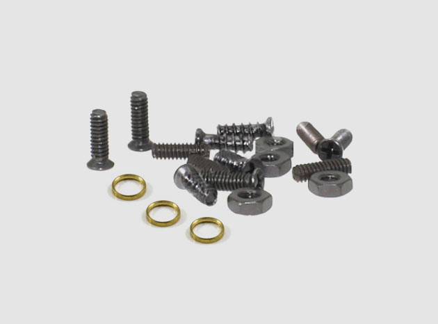 Scaleauto 1:32 Screws & Spacers