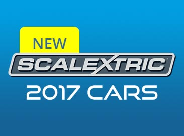 Scalextric 2017 Cars