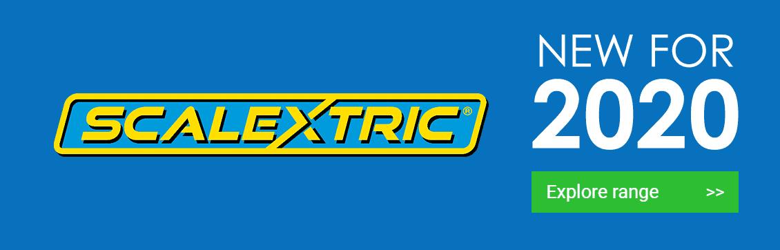 Scalextric 2020 Range