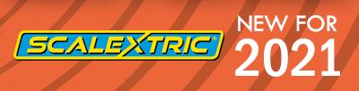 Scalextric 2021 Range