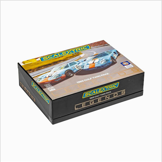 Scalextric Limited Edition Cars