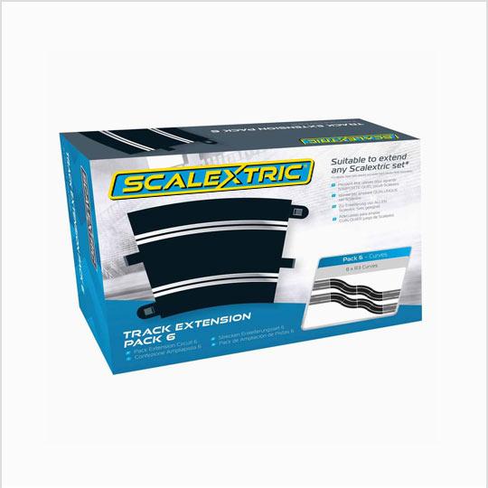 Scalextric Track