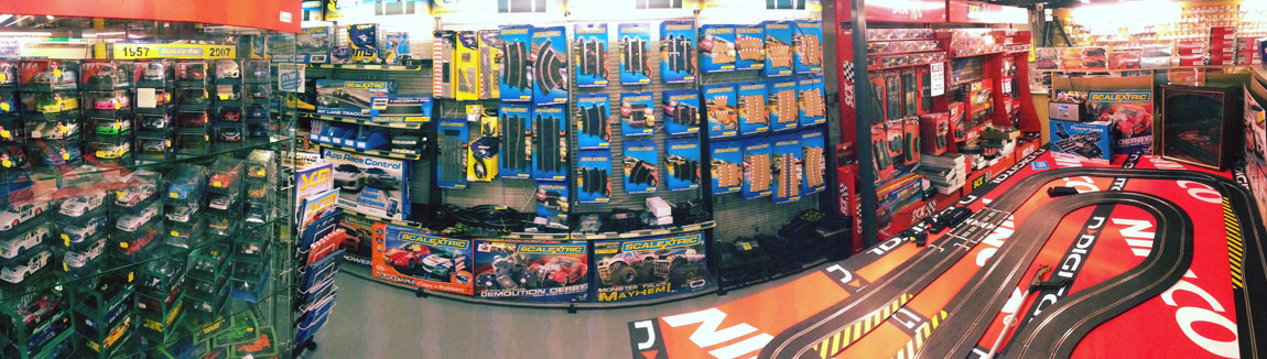 Pendle Slot Racing Shop