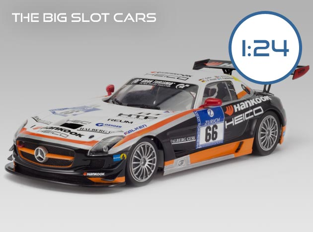 Slot Cars 1/24 Scale