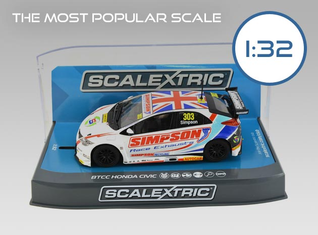 Slot Cars 1/32 Scale