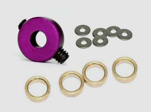 Sloting Plus Spacers & Stoppers
